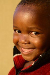 Little African Friend
